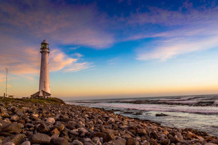Der Leuchtturm von Kommetjie - Foto von Charlene Bacchioni aus Südafrika.