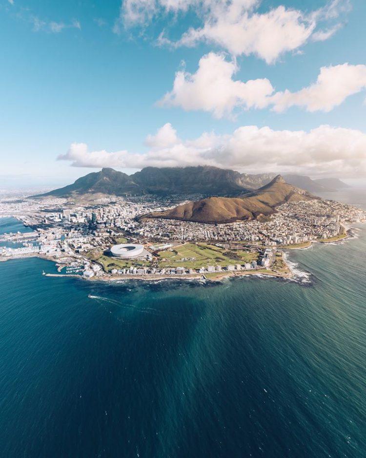 """Ein strahlend schöner Tag in der """"Mothercity"""" - Foto von Craig Howes aus Südafrika."""