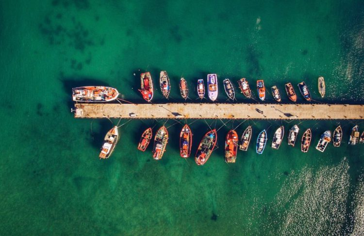 Boats-from-above